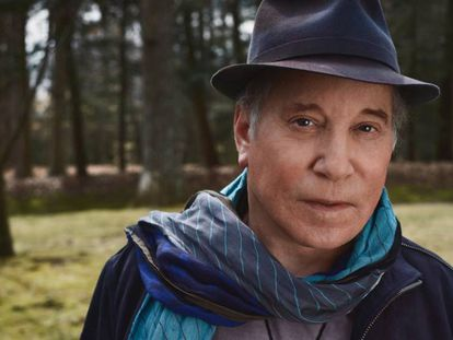 """Paul Simon: """"I'm more worried about what Trump is going to do to the planet than to my country"""""""