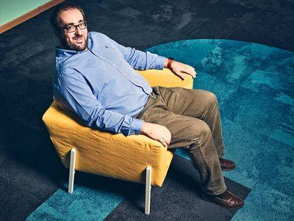 Enric Asunción, the CEO of Wallbox.