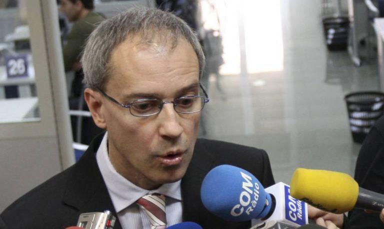 Tax Agency chief Jesús Gascón.