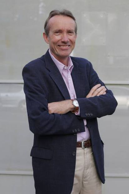 Director of the British Council in Spain Andy Mackay.