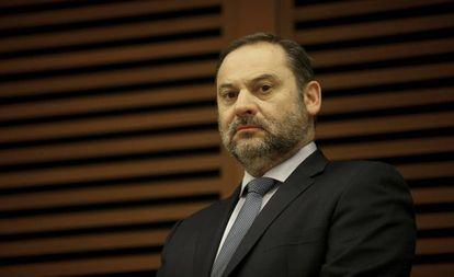 Spanish Transportation Minister José Luis Ábalos.