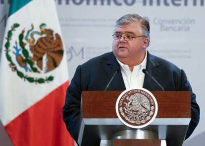 Central Bank Governor Agustín Carstens says Mexico has a contingency plan.