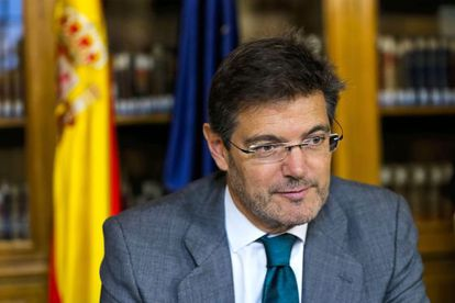 Justice Minister Rafael Catalá suggested Madrid will not try to stop Sunday's vote.