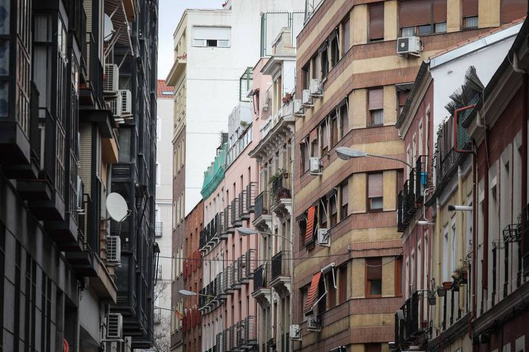 Almagro Capital has bought two properties on García de Paredes street in Madrid.