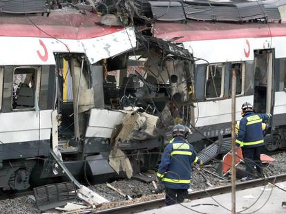 The Atocha bombings of March 11, 2004 in Madrid.