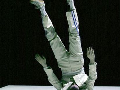 An image from one of the shows at this year's IDN dance festival in Barcelona.