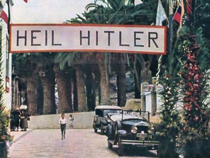 The Third Reich in the Canary Islands