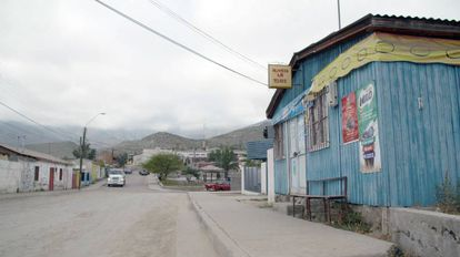 Around 22% of people in La Higuera live in poverty.