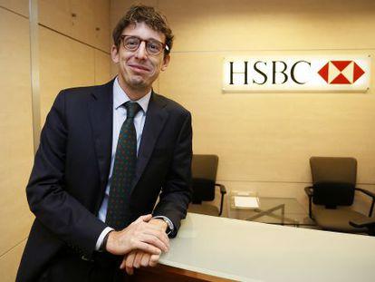 HSBC economist For Europe Matteo Cominetta.
