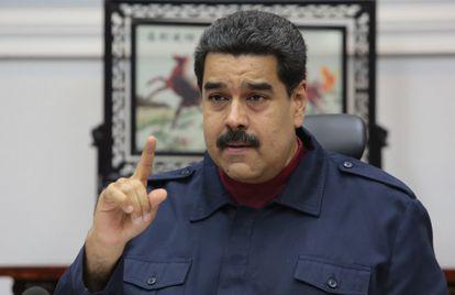 President Maduro has vowed to veto the amnesty bill.