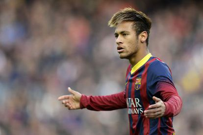 Neymar has adapted well to the European game since his 57-million-euro transfer from Santos to Barcelona.