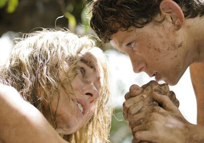 Making waves at the box office: The Impossible, starring Naomi Watts, has earned over 40.5 million euros in its first 11 weeks on release.