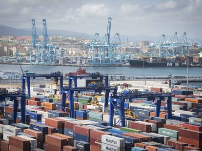 The port of Algeciras is one of Europe's main cocaine gateways.