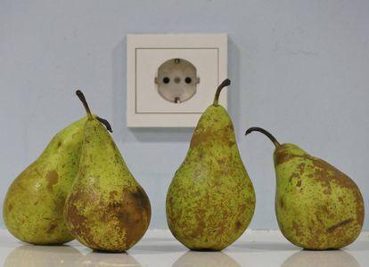 '4 peras conferencia' (2017), by Pedro Almodóvar.