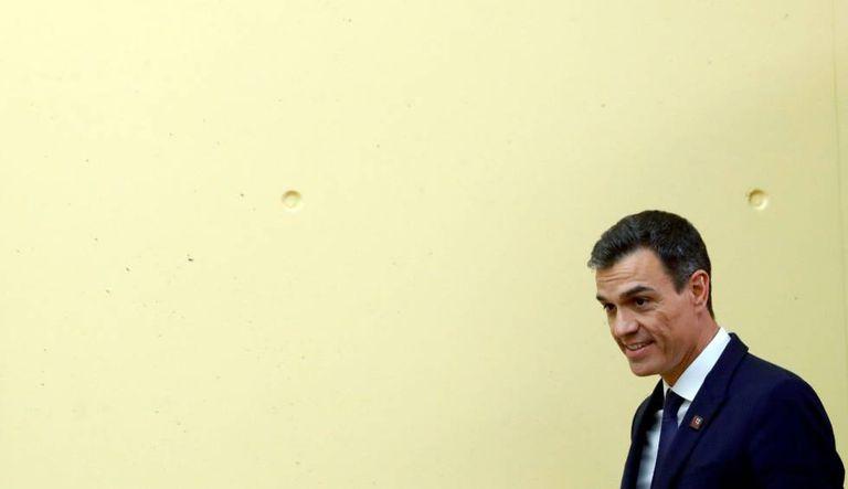 Spanish Prime Minister Pedro Sánchez in Salzburg this week.