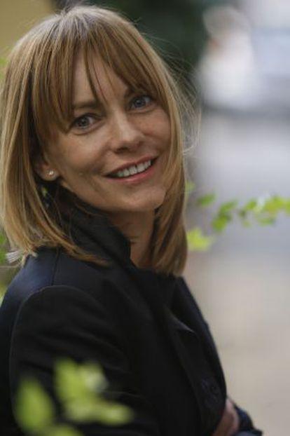 Microsoft Spain president María Garaña.