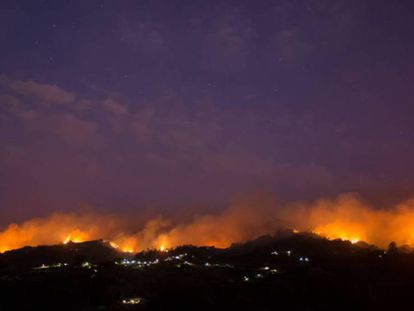 Video: The fire in Gran Canaria (Spanish narration).