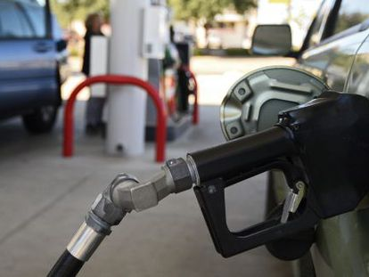 Gas prices did not drop like they did last year.