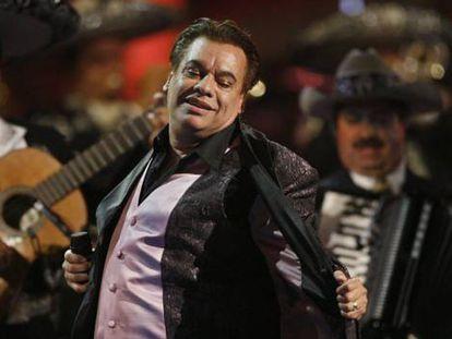 Juan Gabriel in 2009 in Las Vegas.