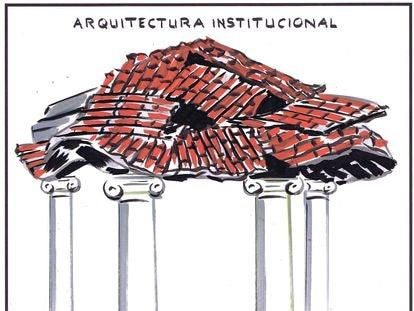 Institutional architecture.