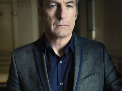 Bob Odenkirk in Madrid.