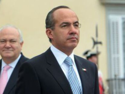 Former Mexican President Felipe Calderón (2006-2012).