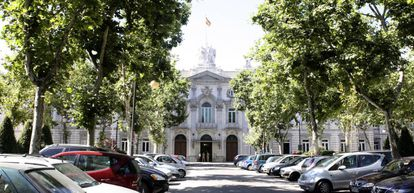 Spain's Supreme Court.