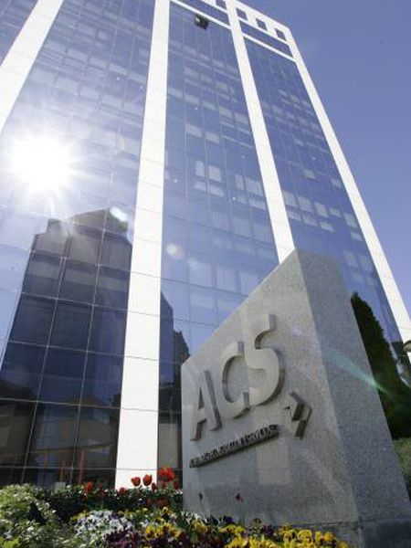 Headquarters of Spanish construction company ACS in Madrid