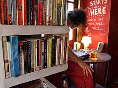 Piracy of e-books has risen more than any other type of online content.