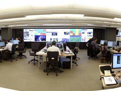 El País newsroom.