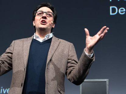 Darío Gil, head of IBM Research.