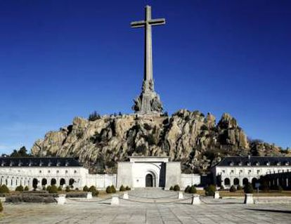 The Valley of the Fallen outside Madrid, where Francisco Franco is buried, is another controversial site