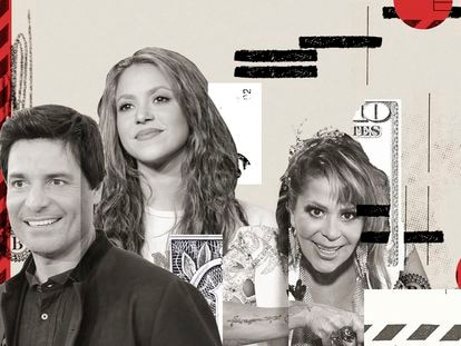 From Shakira to Julio Iglesias: The list of the most famous Spanish and Latino artists in the Pandora Papers