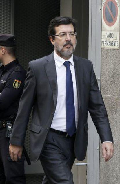High Court Judge Fernando Andreu.