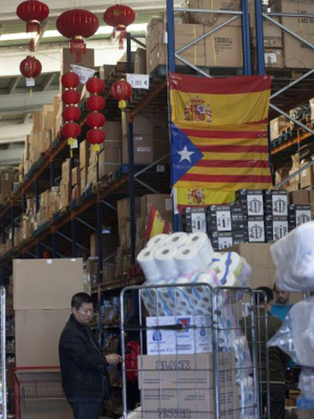 One Chinese wholesaler dodged €1.5 million in taxes over four years, according to public prosecutors.
