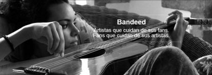 Bandeed brings together musicians, fans and venues.