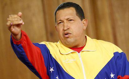 Velásquez Figueroa was security chief to deceased Venezuelan president Hugo Chávez.
