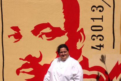Cuban chef Yamilet Magariño in Miami.