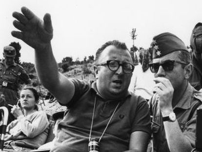 'Sad Hill Unearthed,' a new award-winning documentary, follows a quixotic quest to restore the neglected set of the iconic cemetery scene from the classic Sergio Leone western