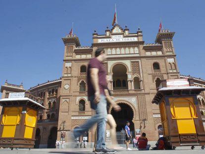 The Las Ventas bullring was built in 1929.