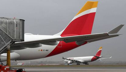 Iberia could be affected by a no-deal Brexit.