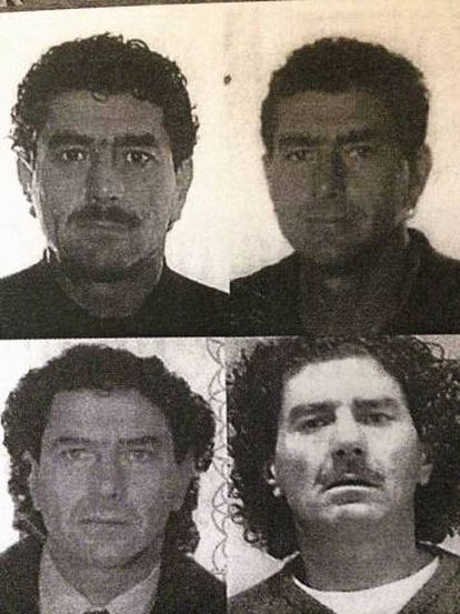 Photo released by the police of Antoni Quinzi.