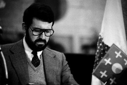 Mariano Rajoy was 25 years old in 1981 and had just completed his military service.