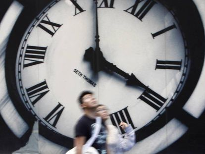 On October 27 at 3am the clocks go back to 2am.