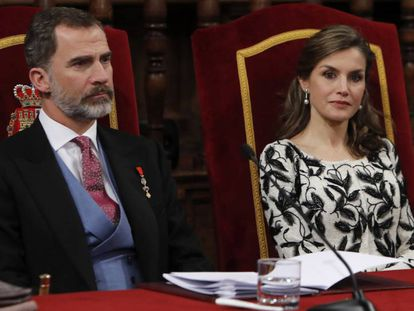 Felipe VI and Letizia will visit the UK in July.