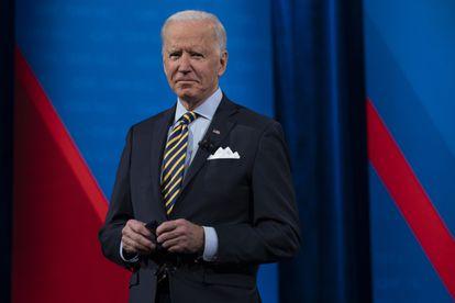 US President Joe Biden.