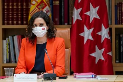 Madrid regional premier Isabel Díaz Ayuso has called an early election for May 4.