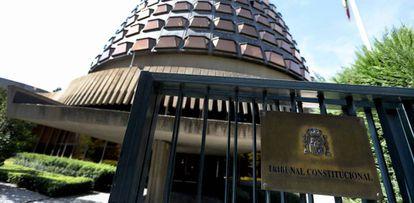 Spain's Constitutional Court.