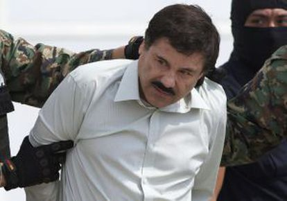 """Joaquin """"El Chapo"""" Guzmán, head of the Sinaloa Cartel, was one of the last big drug lords to be arrested in Mexico."""