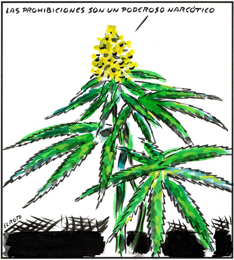 """""""Prohibitions are a powerful narcotic."""""""